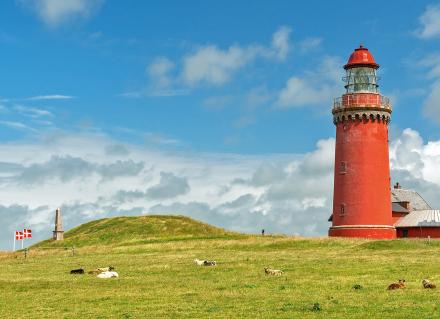 Dänemark ist ein Leuchtturm bei der Digitalisierung.