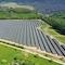 Der Solarpark Schleich an der Mosel wurde auf einem Weinberg errichtet.