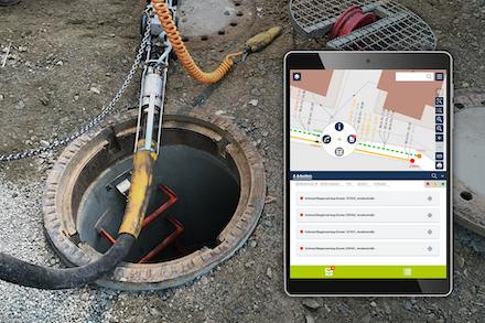 Barthauer zeigt mobile Lösungen auf der Intergeo 2021.