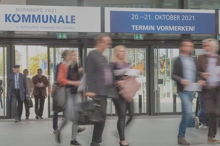 Die nächste Kommunale findet vom 20. bis 21. Oktober 2021 in Nürnberg statt.