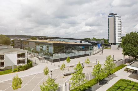 Das KGSt-FORUM 2021 findet im WCCB in Bonn und virtuell statt.