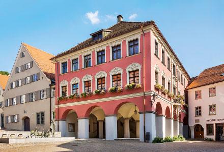 Leutkirch: Personalprozesse laufen im Rathaus künftig digital ab.