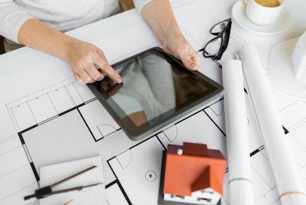 Im Kreis Cham können Bauanträge digital eingereicht werden.