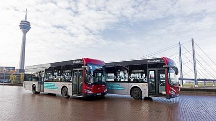 Zwölf Millionen Euro sollen bei Regionalverkehr Köln, den Stadtwerke Münster und der Hagener Straßenbahn für sauberen ÖPNV sorgen.