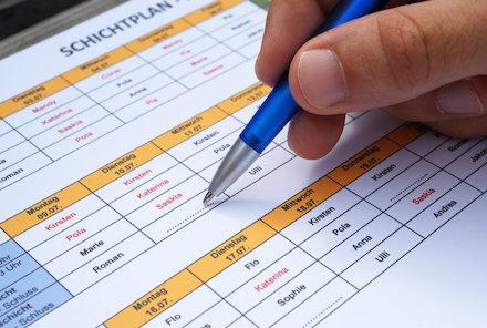 Bundesverwaltungsamt setzt Maßstäbe bei der Schichtdienstplanung.