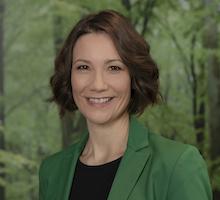 """Klimaschutz- und Energieministerin Anne Spiegel (Bündnis 90/Die Grünen): """"Klimaneutraler Wasserstoff sichert eine klimaverträgliche Energieversorgung und dekarbonisiert unsere Wirtschaft."""""""
