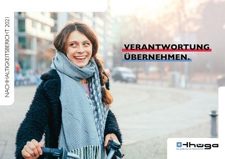 Thüga hat seinen ersten Nachhaltigkeitsbericht veröffentlicht.