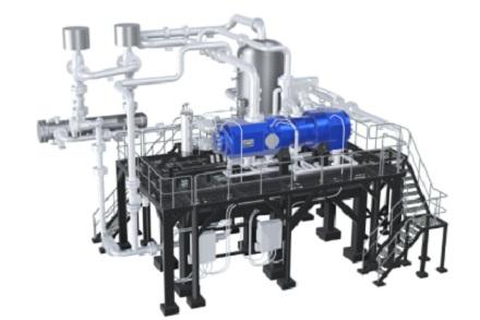 Zwei MAN-ETES-Wärmepumpensysteme werden die Wärmeversorgung von Esbjerg dekarbonisieren.