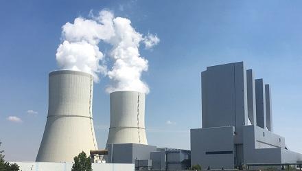 Zu den betrachteten Kraftwerken gehört auch der Kohlemeiler Lippendorf.