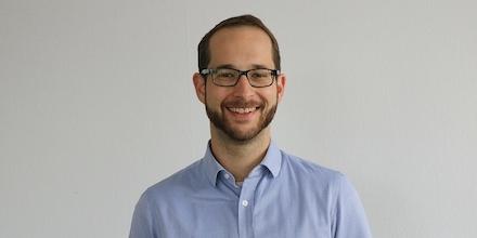 Patrick Voos, der neue Leiter des jetzt gegründeten Amts für Klimaschutz und Klimaanpassung.
