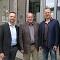 Die Initiatoren freuen sich über den gelungenen Start des westsächsischen Netzwerks der Plattform Grüne Fernwärme.