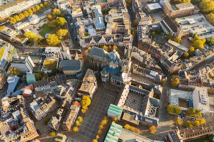 Aachen versammelt smarte Projekte auf einer eigenen Online-Plattform.