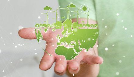 Auf dem Weg zur Klimaneutralität benötigen die Städte rechtliche und finanzielle Unterstützung von Bund und Ländern.