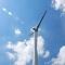 Die Windenergieanlage für das Projekt Wahlheim verfügt über einen Rotordurchmesser von 149 Metern und eine Nabenhöhe von 125 Metern.