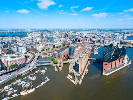 Im Smart City Index 2021 konnte die Freie und Hansestadt Hamburg erneut den ersten Platz belegen.