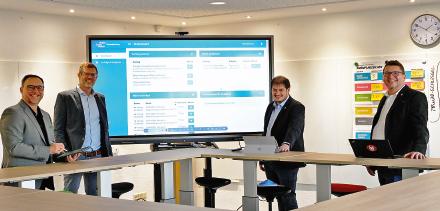 Rhein-Kreis Neuss: Projekt Digitale Transformation.