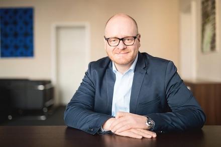 Seit 2021 ist Bernd Schlömer Staatssekretär im Ministerium Infrastruktur und Digitales des Landes Sachsen-Anhalt.