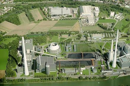 So könnte die neue GuD-Anlage der EnBW in Altbach/Deizisau aussehen.