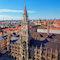 München: Über eine cloudbasierte Datenaustauschplattform können Bürger nun sicher mit der Verwaltung kommunizieren.
