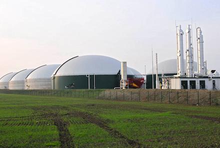 Biogasanlage: Im vergangenen Jahr gab es keinen nennenwerten Ausbau.
