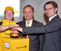 Startschuss für den E-Postbrief im Rhein-Erft-Kreis gefallen. (Foto: Deutsche Post)