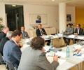 Kommune21-Round-Table: Austausch über die Herausforderungen für die IT. (Foto: NürnbergMesse)