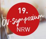 19. ÖV-Symposium NRW 2018