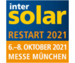 Intersolar Europe 2021