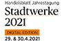 Handelsblatt Jahrestagung – Stadtwerke 2021