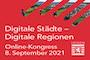 """Kongress """"Digitale Städte – Digitale Regionen"""""""