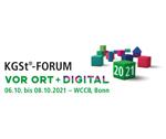 KGSt®-FORUM 2021 in 3D