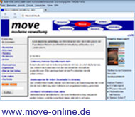 Screenshot von move-online.de